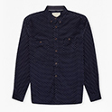Corduroy Dot Shirt