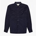 Corduroy Dot Shirt