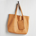 Everyday Allure Bag in Butterscotch
